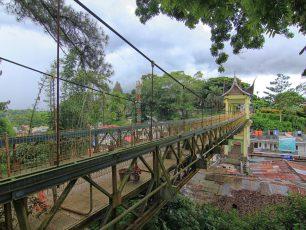 Jembatan Limpapeh, Jembatan nan Anggun dari Bukit Tinggi
