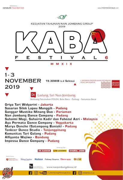 KABA Festival Tahun 2019