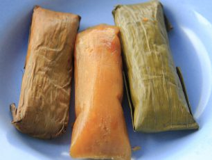 Ketimus, Kue Tradisional dari Singkong