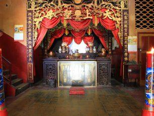 Klenteng Hong Tiek Hian, Klenteng Tertua di Kota Pahlawan
