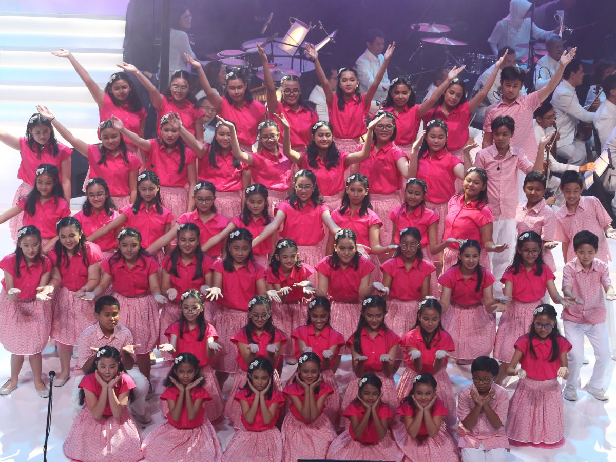 "Konser ""Ad Amore"" Bukti Cinta Seorang Anak, Persembahan The Resonanz Children's Choir"