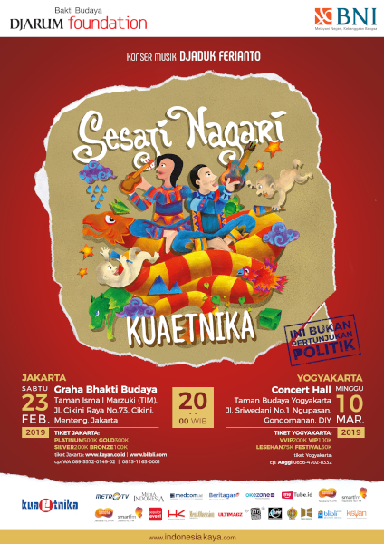 Konser Sesaji Nagari Kuaetnika