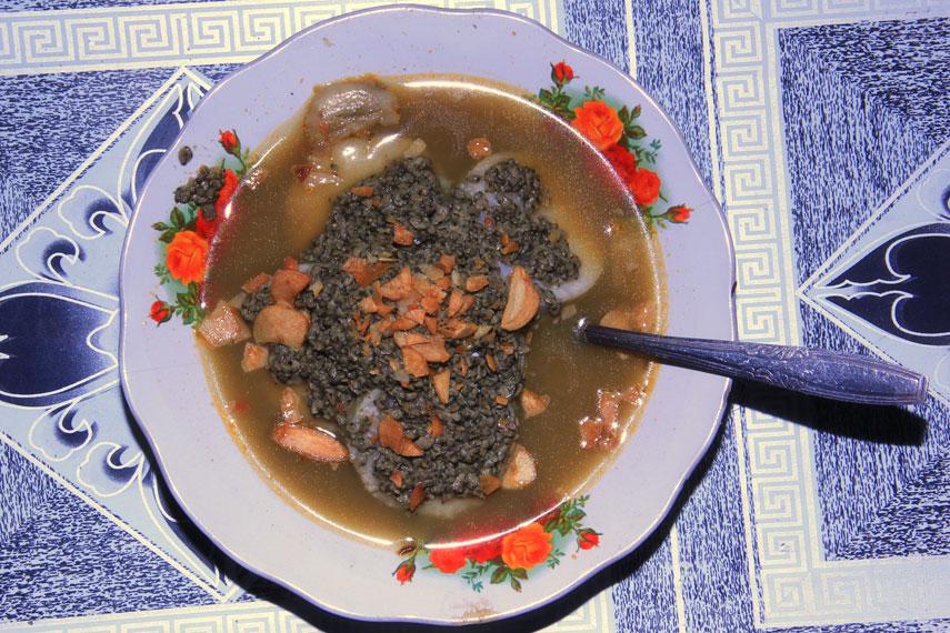 Kupang merupakan hewan laut sejenis kerang kecil, ukurannya hanya sebesar antara biji beras dan biji kedelai