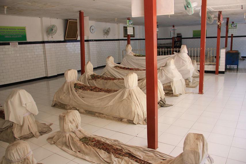 Setiap tahun di bulan Juni makam ini mengadakan haul wafatnya Sultan Bungkul. Dalam kegiatan tersebut digelar pengajian, ceramah, dan makan bersama