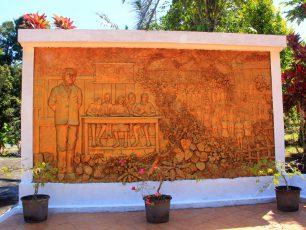 Menghayati Makna Kemerdekaan di Makam Sam Ratulangi