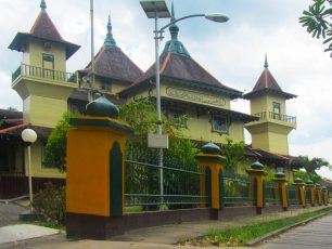Masjid Jami Kesultanan Sambas, Masjid Tertua di Kalimantan Barat