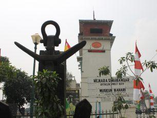 Menara Syahbandar, Saksi Bisu Keluar Masuknya Kapal Belanda di Batavia