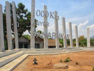 Mengenang Kekejaman Daendels Lewat Monumen 1000 Km Anyer Panarukan