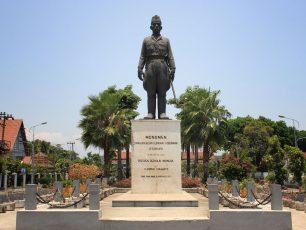 Monumen Djenderal Sudirman, Monumen Penghormatan untuk Sang Jendral Besar