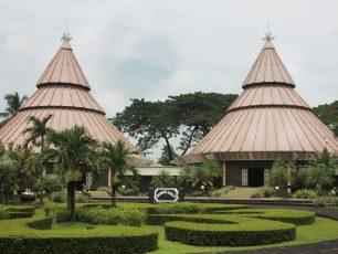 Museum Asmat, Museum yang Dibangun dengan Gaya Rumah Kariwari