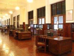Jejak Rekam Perbankan Nasional di Museum Bank Mandiri