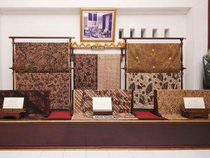 Museum Batik Danar Hadi, Rekaman Perkembangan Batik