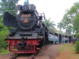 Mengenal Sarana Transportasi Indonesia di Museum Transportasi