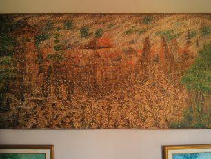 Museum Lukisan Sidik Jari, Jejak Karya Ngurah Gede Pemecutan