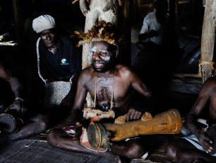 Pengampunan Dosa dan Ucapan Syukur dalam Nada-nada Etnik Asmat