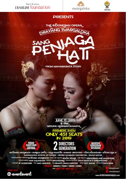 "Opera Drama Wayang ""Sang Penjaga Hati"""