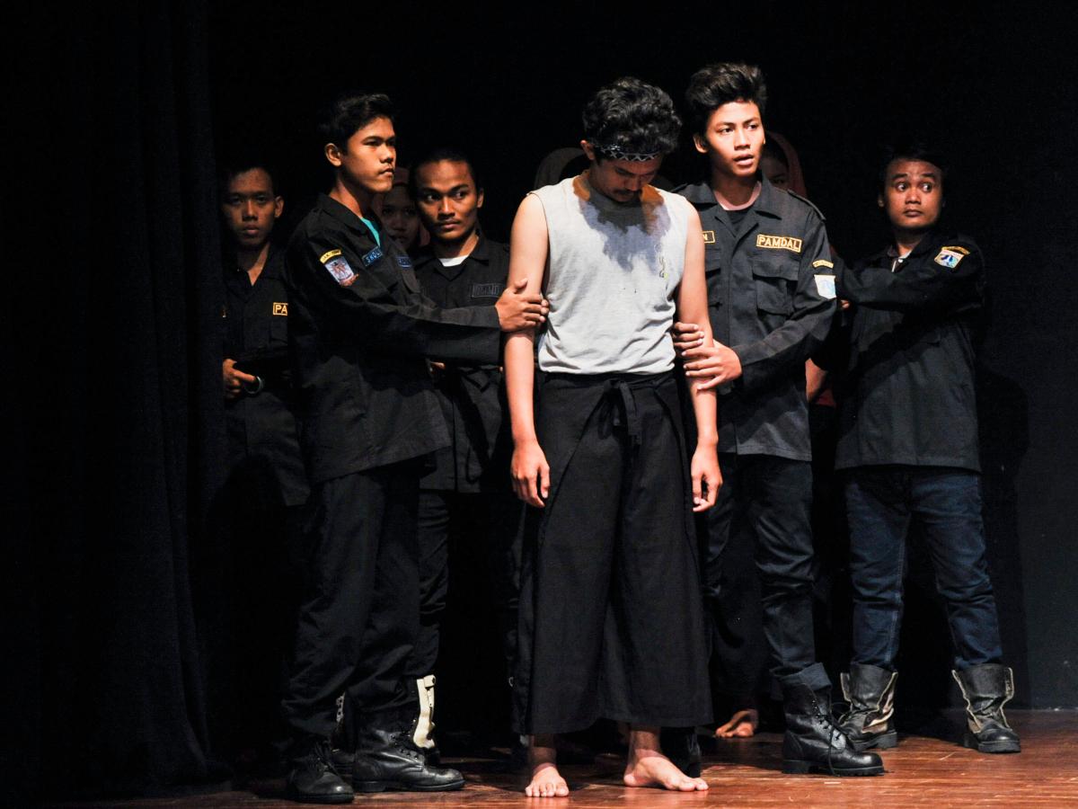 Panggung Teater Kami Tahun 2019