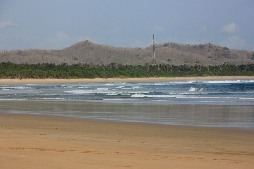 Pantai Pancer terletak di Desa Pancer, sebuah dusun yang terletak di sebelah selatan Kota Banyuwangi