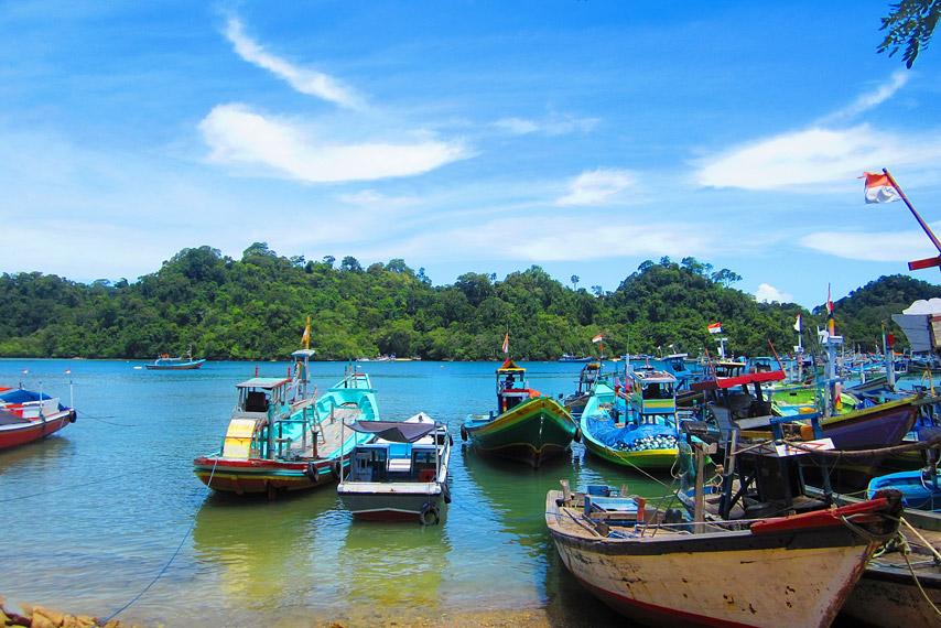 Pantai Sendang Biru adalah sebuah pantai yang terletak di Desa Sumber Agung, Kecamatan Sumber Manjing