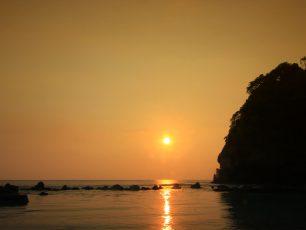 Pantai Batu Mandi, Sang Primadona Pulau Sangiang
