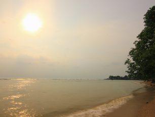 Pantai Matahari Carita, Salah satu Pantai di Pesisir Utara Banten