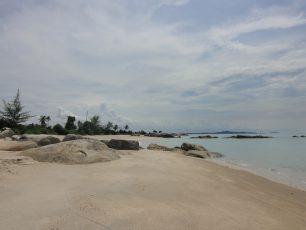 Pantai Primadona di Kepulauan Bangka Belitung