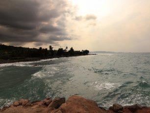 Pantai Wartawan, Pantai Unik di Selatan Rajabasa