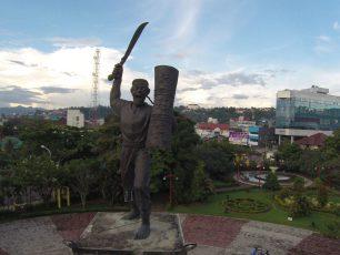 Perjuangan Pattimura yang Masih Tegak Berdiri di Jantung Kota Ambon