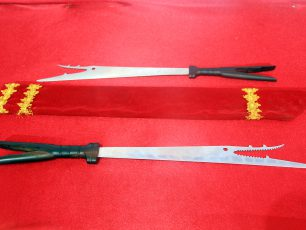 Pedang Bara Sangihe, Senjata Tradisional Sulawesi Utara