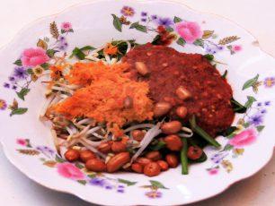 Plecing Kangkung, Sajian Nikmat Pendamping Ayam Taliwang