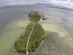 Potensi Besar Pulau Osi Yang Memukau