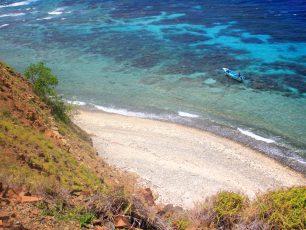 Cantiknya Panorama Puncak Pulau Baling-baling