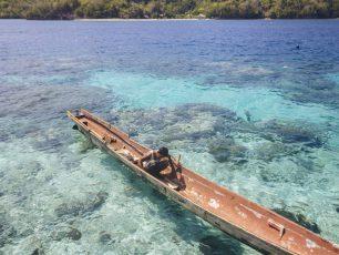 Menengok Kehidupan Suku Bajo di Pulau Papan