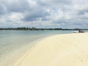 Pulau Pegadoran, Nuansa Alami Pepohonan di Tengah Laut