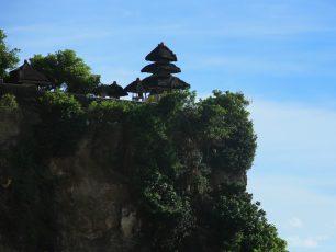 Pura Uluwatu, Pesona yang Mengiringi Matahari Tenggelam