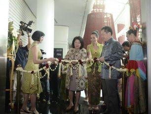 Peresmian Galeri Indonesia Kaya