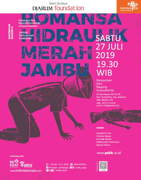 """Romansa Hidraulik Merah Jambu"", Jagongan Wagen Edisi Juli 2019"