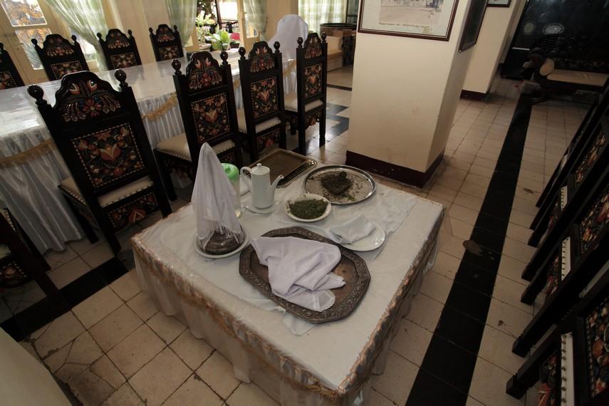 Ruang Makan Kesultanan