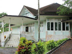 Rumah Eks Tuan Kuase, Rumahnya Mantan Pejabat Belanda di Belitung