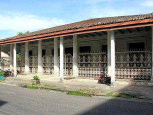 Rumah Kapiten Phang Tjong Toen, Rumah Tua Peninggalan Eks Mandor Timah