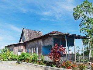 Mengintip Keunikan Rumah Adat Khas Banjar, Kalimantan Selatan