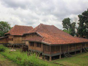 Rumah Limas, Rumah Kayu yang Menjadi Simbol Prestise Pemiliknya