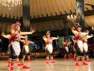Seni Tradisional dan Senam Menghasilkan Senam Angguk Ceria Khas Kulon Progo
