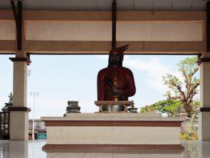 Mengenang Keberanian Hasanuddin di Makam Sultan Hasanuddin