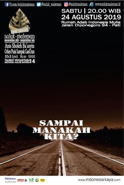 Suluk Maleman Edisi Agustus 2019