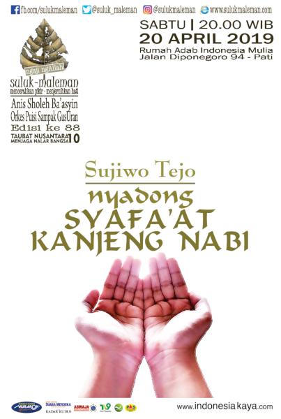 Suluk Maleman Edisi April 2019