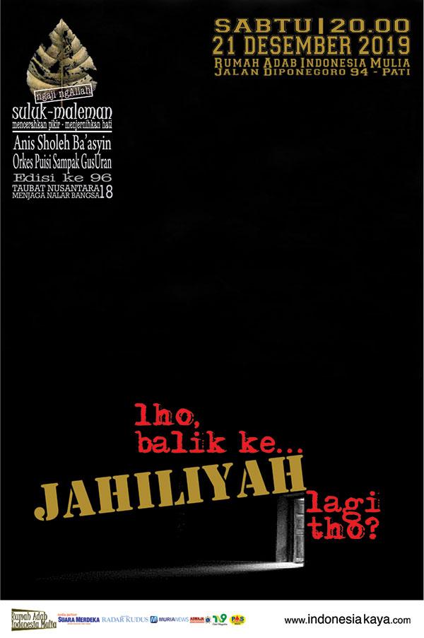 Suluk Maleman Edisi Desember 2019