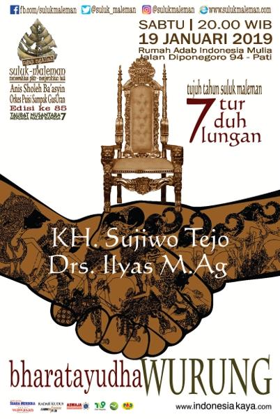 Suluk Maleman Edisi Januari 2019