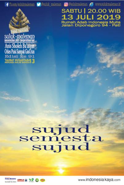 Suluk Maleman Edisi Juli 2019