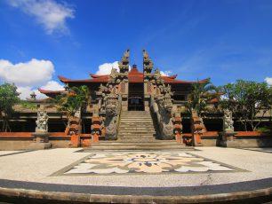 Taman Budaya Bali, Wahana Pentas Seniman Pulau Dewata